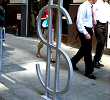 Artistic Bicycle Racks