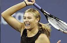 ff3012909 Pro Tennis Fashion. Pro Tennis Fashion. Celebratory Tennis Apparel
