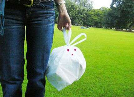 Rabbit Garbage Bags