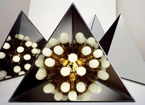 Kaleidoscope Lamps