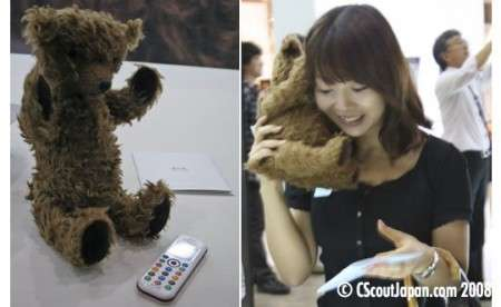 Stuffed Animal Phones
