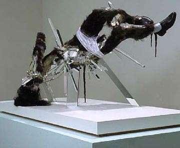 Disturbing Art Installations