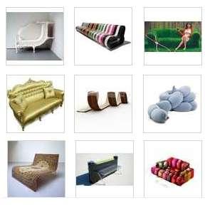 50 Unique Sofas & Benches