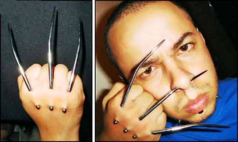 Extreme Body Modification