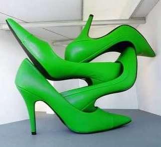 20 Unwearable Shoe Designs