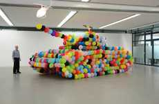 Inflatable Violence - The Balloon Tank