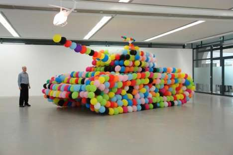 Inflatable Violence
