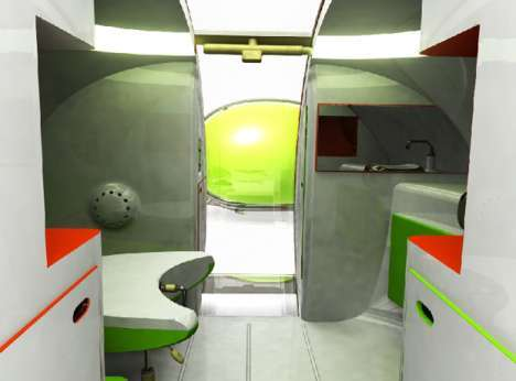 15 Caravans and RVs of the Future