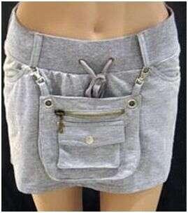 Sporran Inspired Skirts