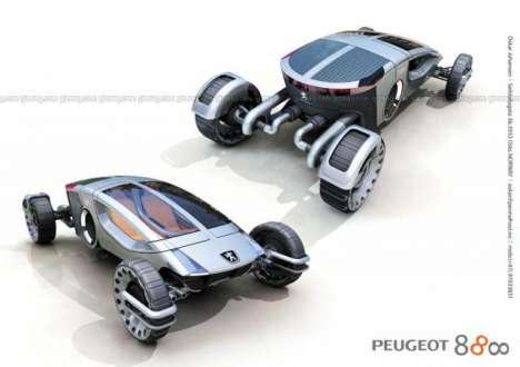 Eco Transformer Supercars