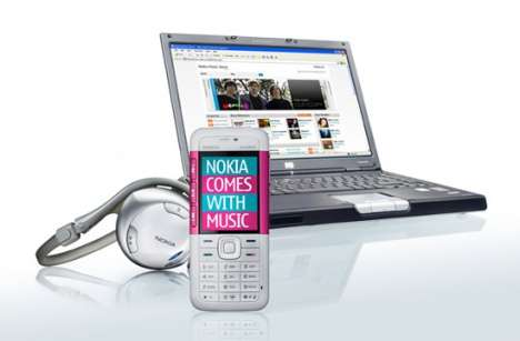 Marketing With Free Music - Nokia Phones With Unlimited Music Downloads