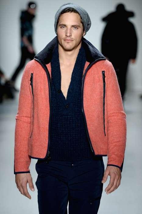 Luxuriously Athletic Menswear