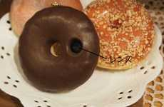 Chocolate Donut Cameras - This Unusual Camera Takes Delicious Lo-Fi Photos