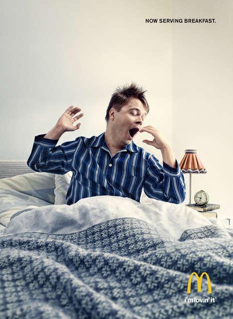 Sleep-Eating Fast Food Ads