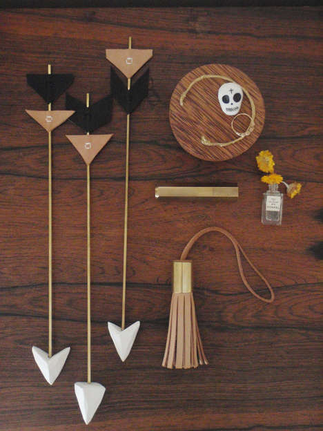 Whimsical Cupid Arrow Accents