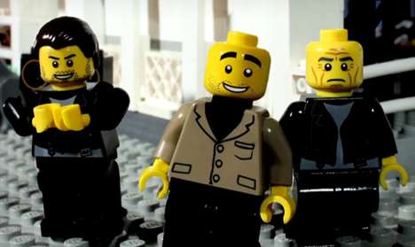 LEGO-Remade Comercials  - The LEGO Ad Break Parodies Traditional British TV Commercials