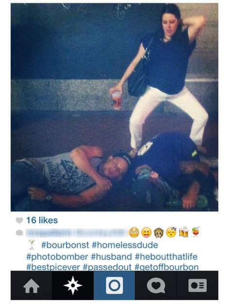 Shameless Selfie Hashtags