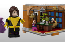 LEGO Mutant Mansions - This Lego X-Mansion is a Great Superhero Abode
