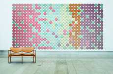 Fashionably Patterned Acoustic Panels