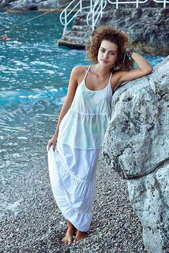 Relaxed Coastal Fashion
