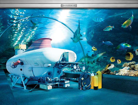 Give Your Home a Great Look with These Garage Murals