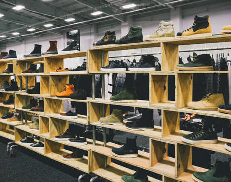 Vintage-Styled Winter Footwear - Diemme's Fall 2014 Collection Features Stunning Winter Shoes