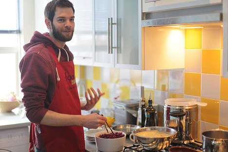 Crowdsourced Home Cooked Meals - Eatro Allows People to Monetize Their Own Homemade Food