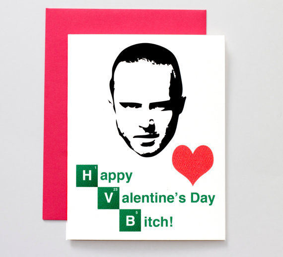 11 Pop Culture Valentine's Day Cards
