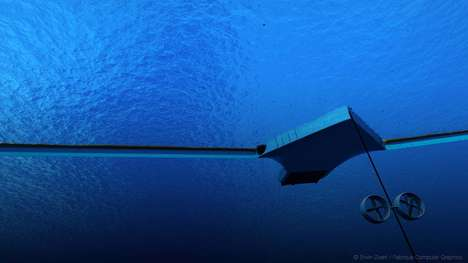 Ocean Cleanup Concepts - The Ocean Cleanup Concept Could Eliminate the Oceanic Garbage Patch