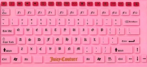 19 Girly Computer Gadgets