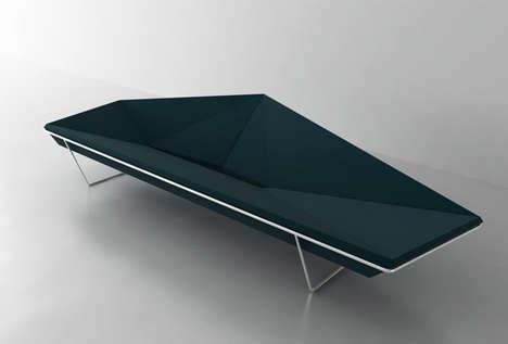 Irregular Asymmetrical Seating
