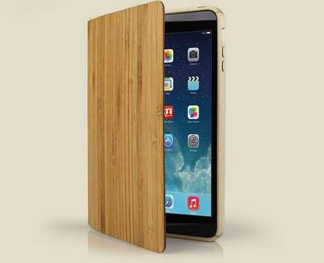 Organic Svelte Bamboo Cases