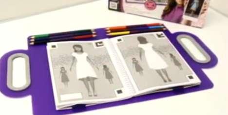 Interactive Fashion Designer Apps
