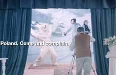 Downplayed Destination Campaigns (UPDATED) - Poland 'Come and Complain' Gripes About the Olympics