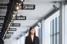 Practical Feminine Workwear - This Theory Fall Collection Blends Femininity with Office Basics