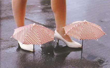 36 Rainy Day Footwear Innovations