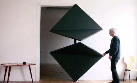 Collapsible Designer Doors