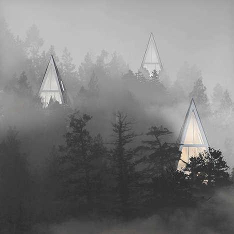 Tree-Shaped Houses