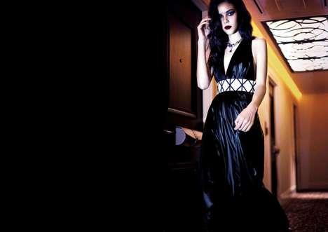 Glam Vampiric Photography