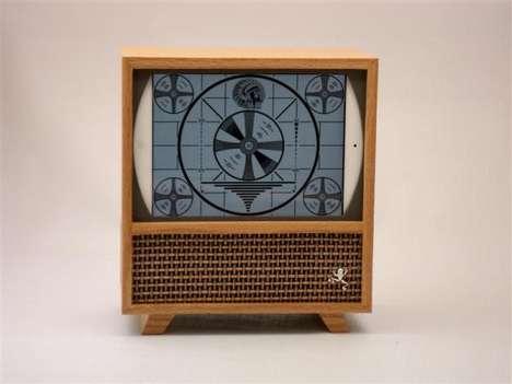 Wooden Encased Tablet Sets