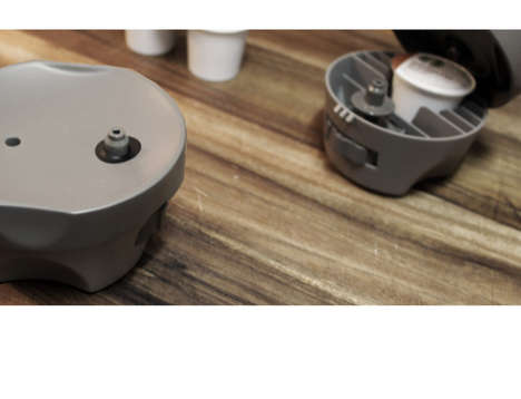 Convertible Coffee Pod Makers