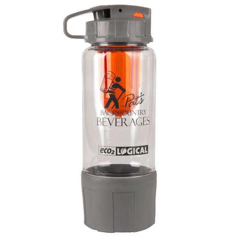 Portable Water Carbonators