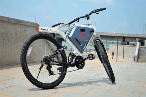 Cargo-Accommodating E-Bikes