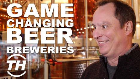Game-Changing Beer Breweries