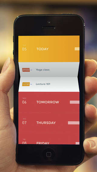 Playful Calendar Apps