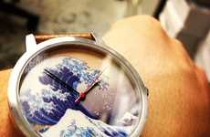 Iconic Japanese Art Watches
