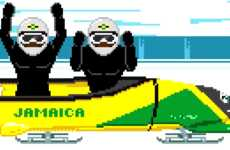 Catchy Olympic Bobsled Tunes - The Jamaican Bobsled Song is Set to Get Sochi Grooving