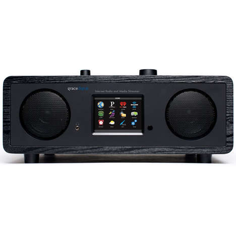 Internet-Streaming Sound Systems