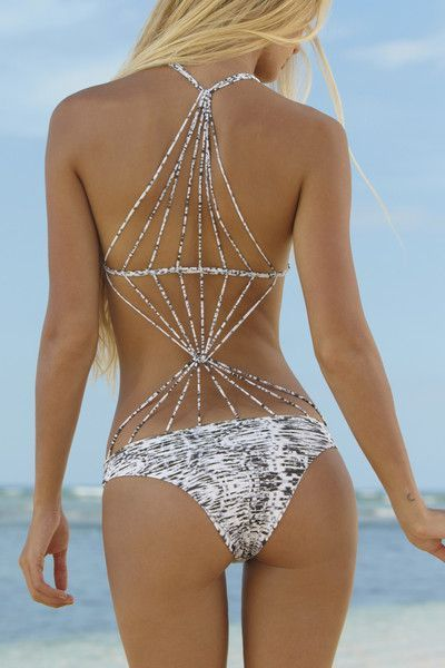 Webbed Swimsuit Collections