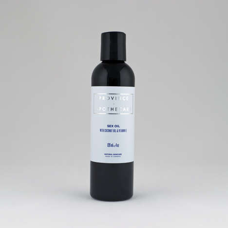 Minimalist Vegetative Sensual Oils